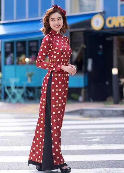 Cho thuê áo dài Cô Ba Sài Gòn – Áo dài xưa thập niên 60. Những mẫu ...
