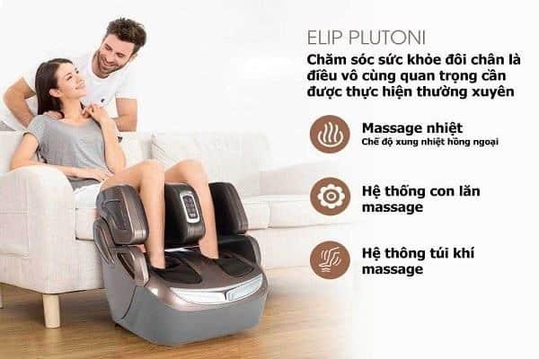 Máy massage chân Elip là sản phẩm tốt nhất hiện nay