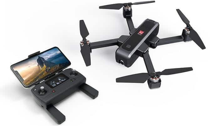 Flycam BUGS 4W PRO. Camera 4K. Cảm Biến Bụng. Giá Tốt | Chuyên Flycam