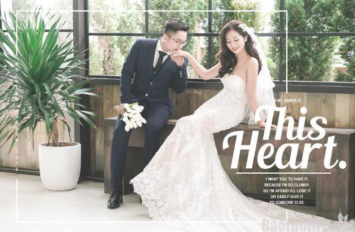 chụp ảnh cưới đẹp ở Đắk Lắk hình ảnh 1