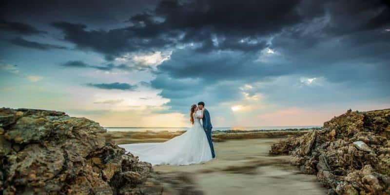chụp ảnh cưới ở Kiên Giang hình ảnh 2