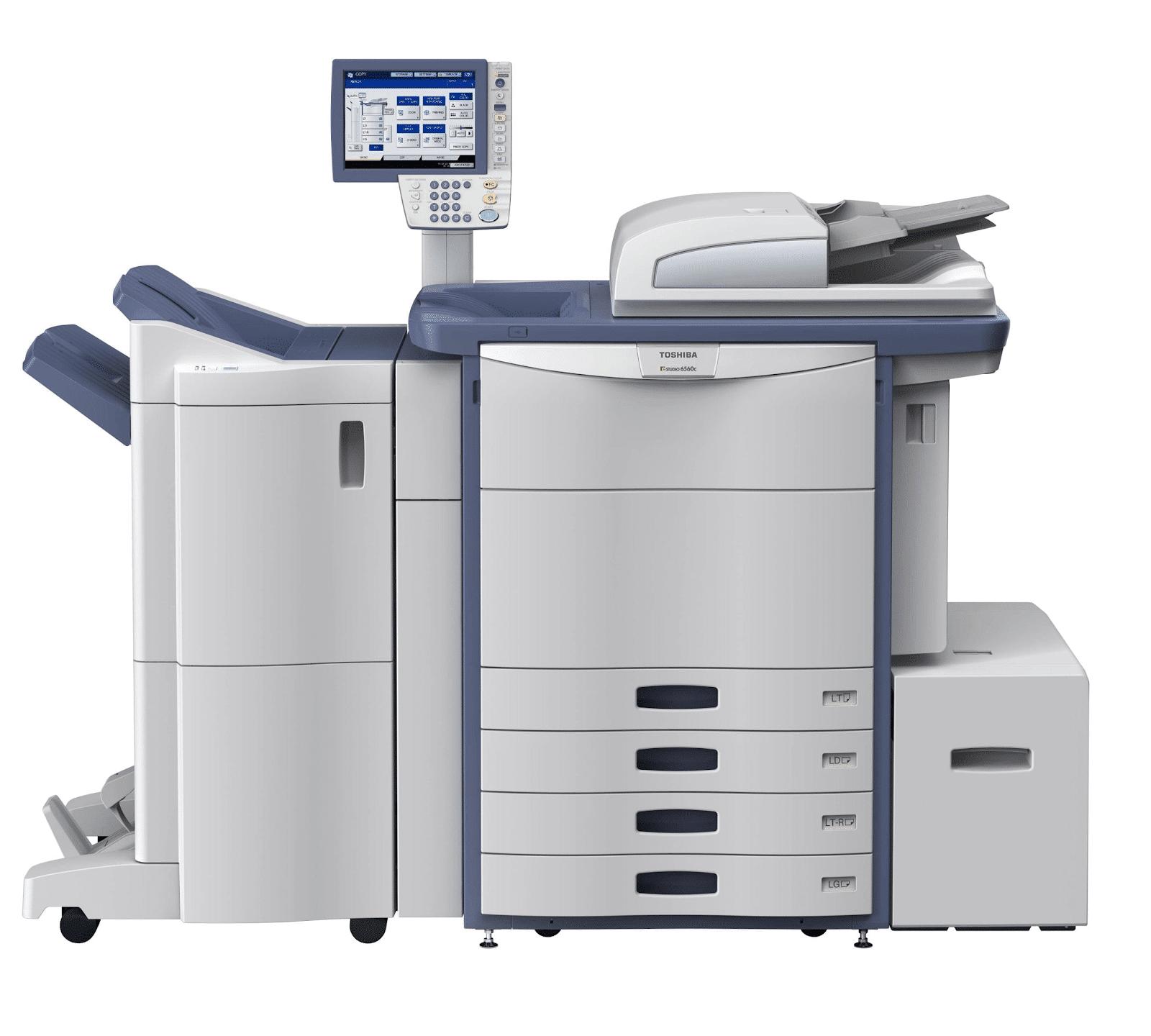 Máy photocopy công ty Đa Phú Quý