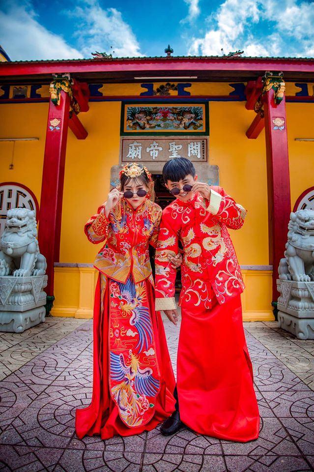 Rùa Studio chụp ảnh cưới ở khánh hòa