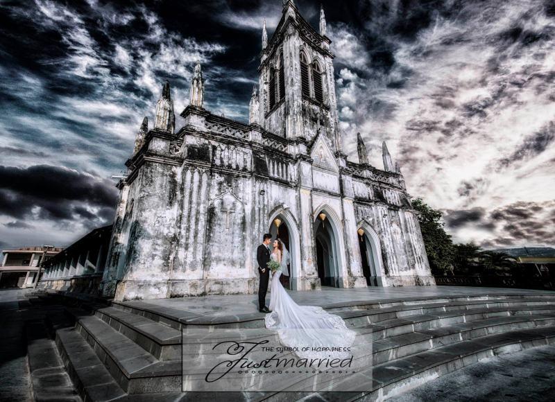 Studio Nhã Phương chụp ảnh cưới ở Khánh Hòa
