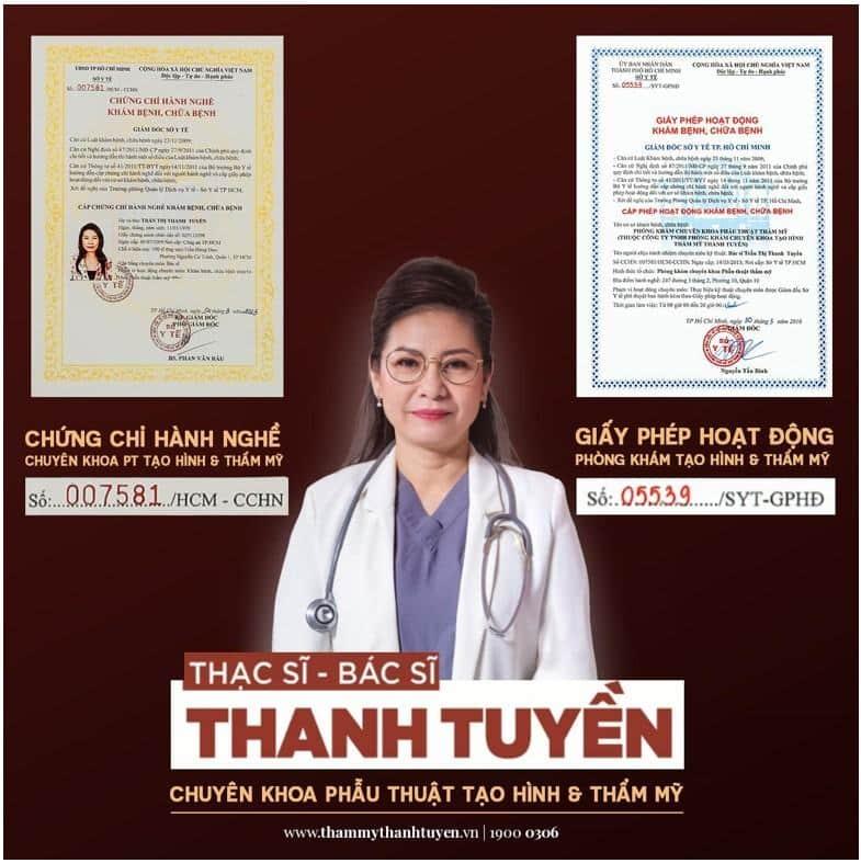 Thẩm Mỹ Thanh Tuyền