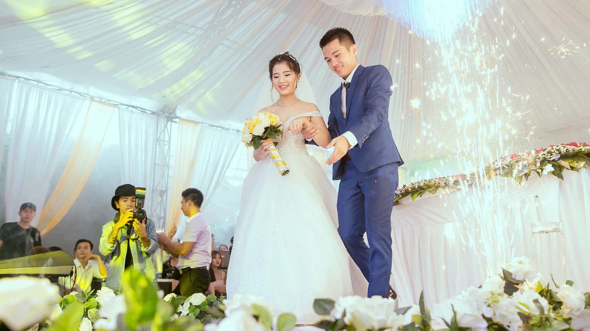 Hongnguyenevent   Tổ chức sự kiện-Cưới hỏi cao cấp tại Nghệ An