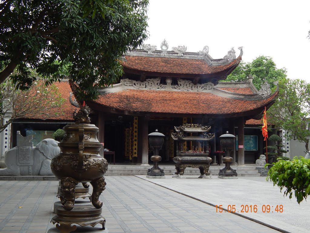 Đình Bảng communal house, tx. Từ Sơn, Bac Ninh Province, Vietnam | Mapio.net