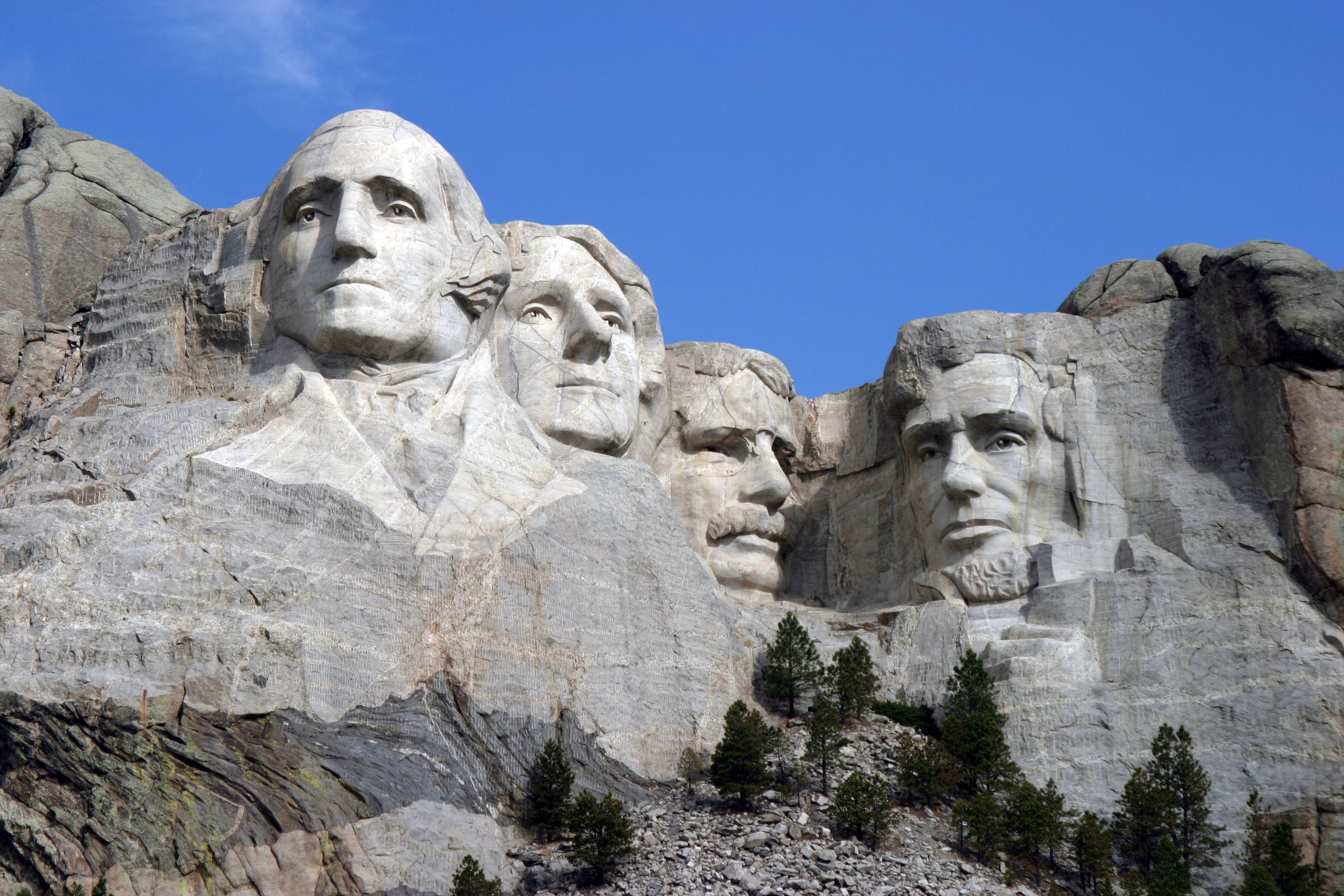 Khu tưởng niệm quốc gia núi Rushmore – Wikivoyage