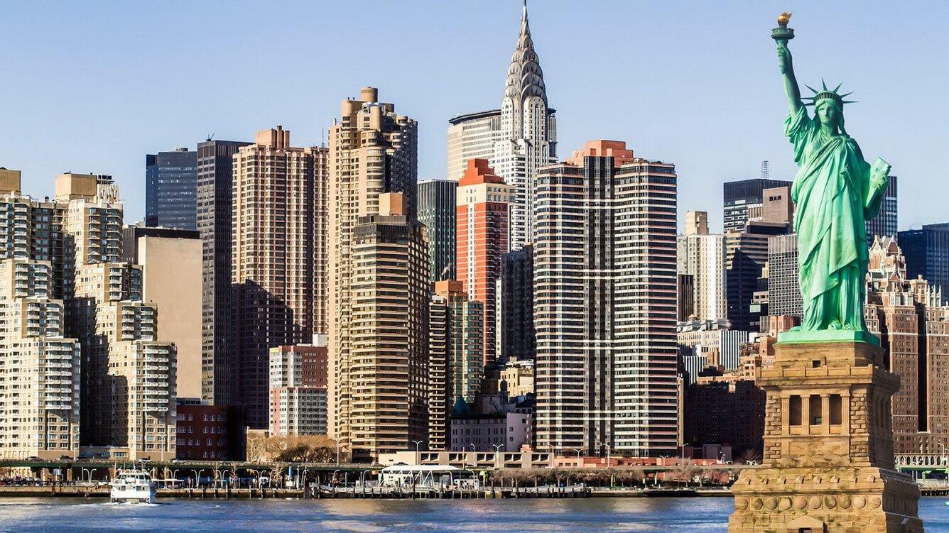 Địa điểm du lịch tại Mỹ điều bạn cần biết