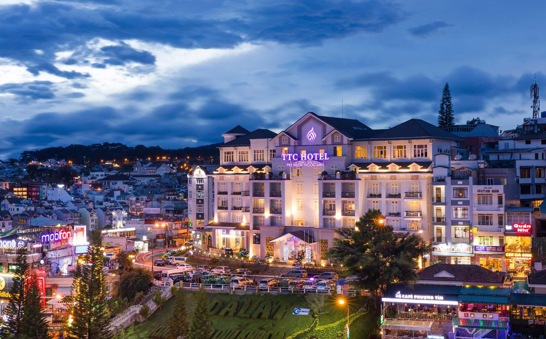 Khách sạn TTC Premium Ngọc Lan Đà Lạt – FLIGHT TRAVEL JSC