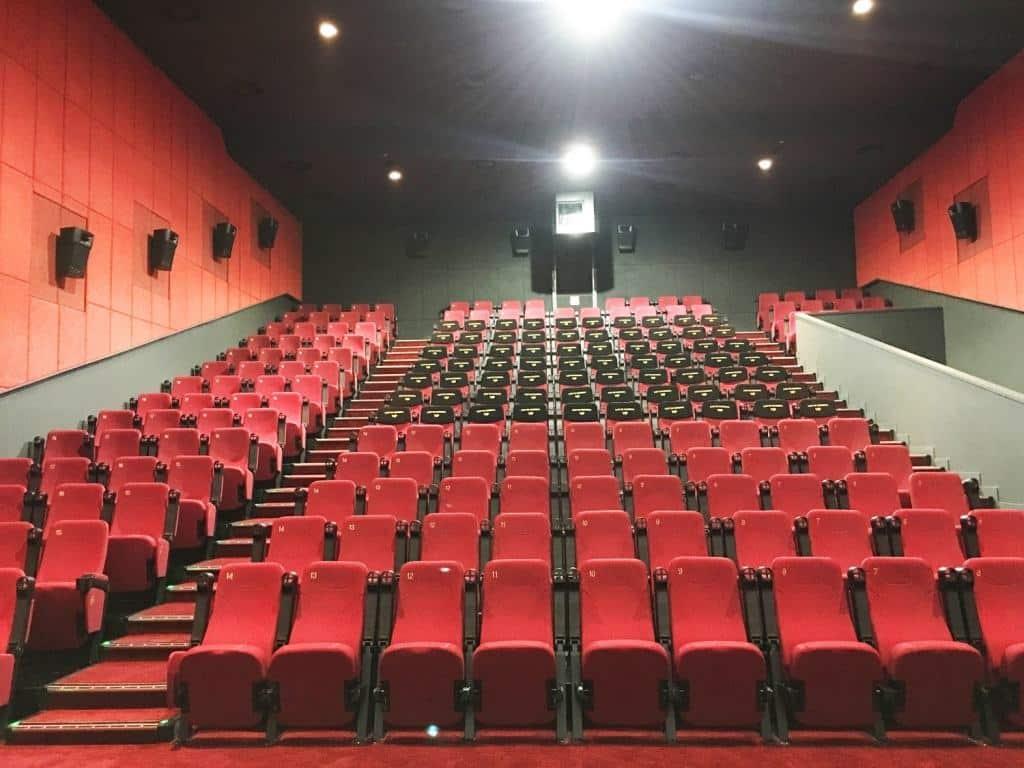 Rạp phim hiện đại đầu tiên ở Bắc miền Trung