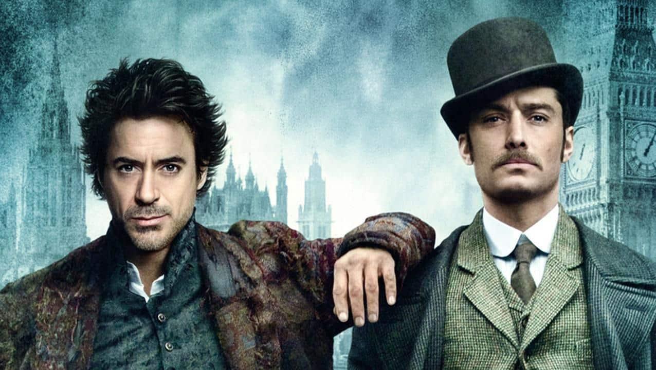 """Góc trùng hợp bất ngờ: """"Tam ca"""" thám tử Sherlock Holmes đều """"có gốc"""" làm siêu anh hùng!"""