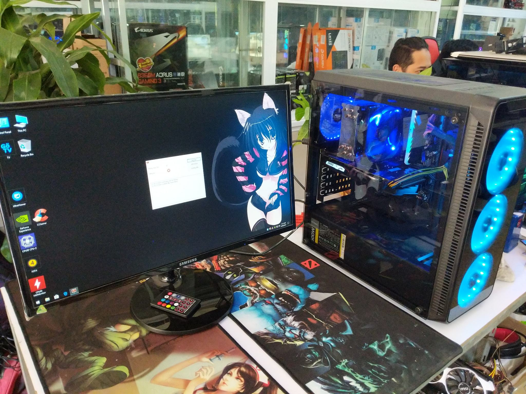 Máy tính TTP Nam Định - Chuyên Hi End PC & Gaming Gear