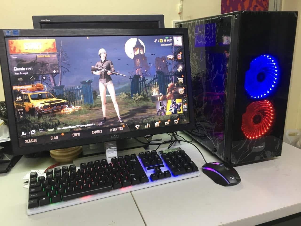 Sửa máy tính tại Cần Thơ uy tín