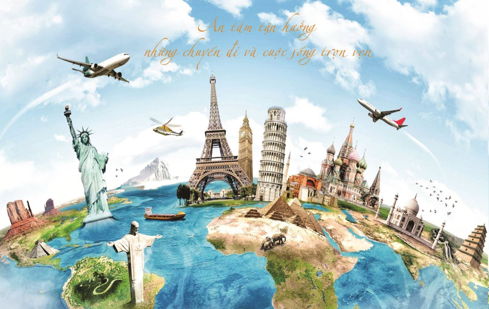Chia sẻ kinh nghiệm mua bảo hiểm du lịch ở đâu, hãng nào tốt?