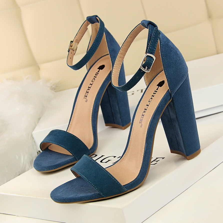 Chính Hãng Bigtree Giày Cao Gót Gợi Cảm Nữ Bơm Cưới Giày Nữ Gót Mùa Hè Nữ Giày Nữ Thời Trang Mở Mũi Giày Nhọn|Giày cao gót cho nữ| - AliExpress