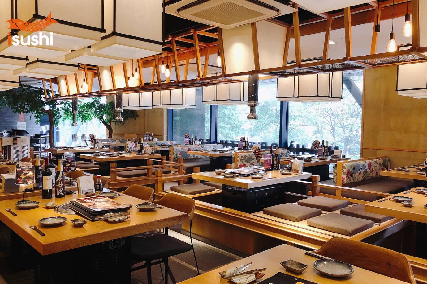 """TOP 15 nhà hàng Nhật ở Hà Nội Nổi tiếng """"Ngon Số Zách"""""""