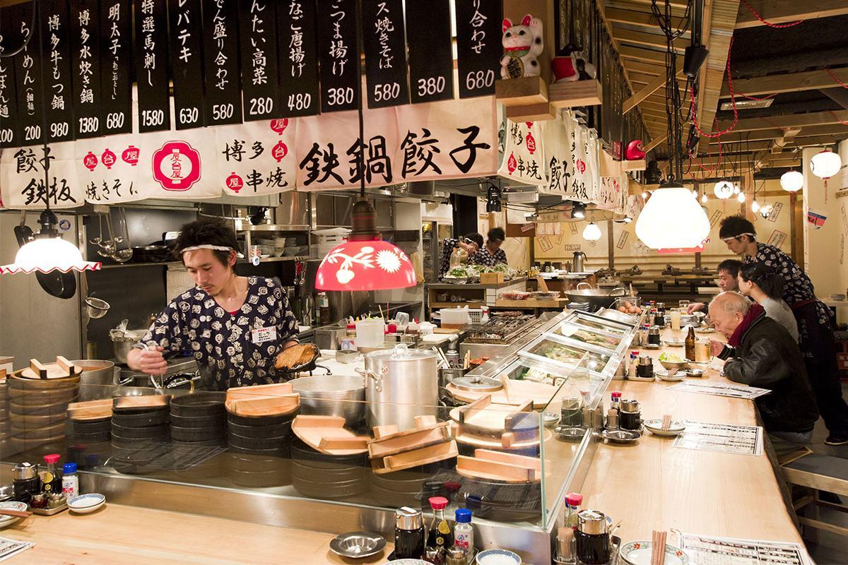 Kinh nghiệm quản lý nhà hàng-quán ăn của người Nhật - BYTUONG