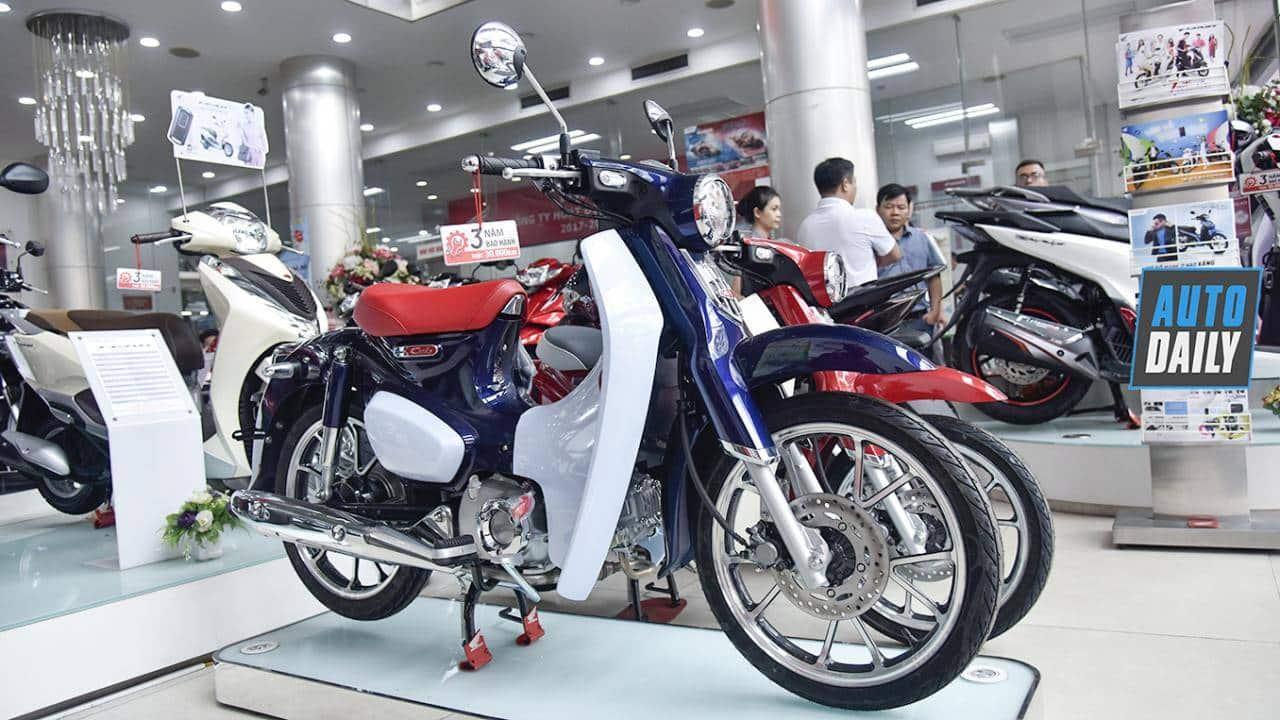 Bảng giá xe máy Honda tháng 1/2019: Xe tay ga tăng mạnh tại đại lý - Baogiaothong.vn