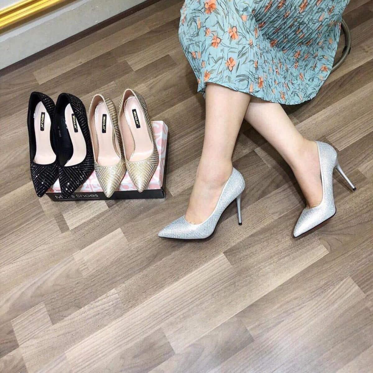 Giày nữ hàng hiệu tại Kiên Giang uy tín
