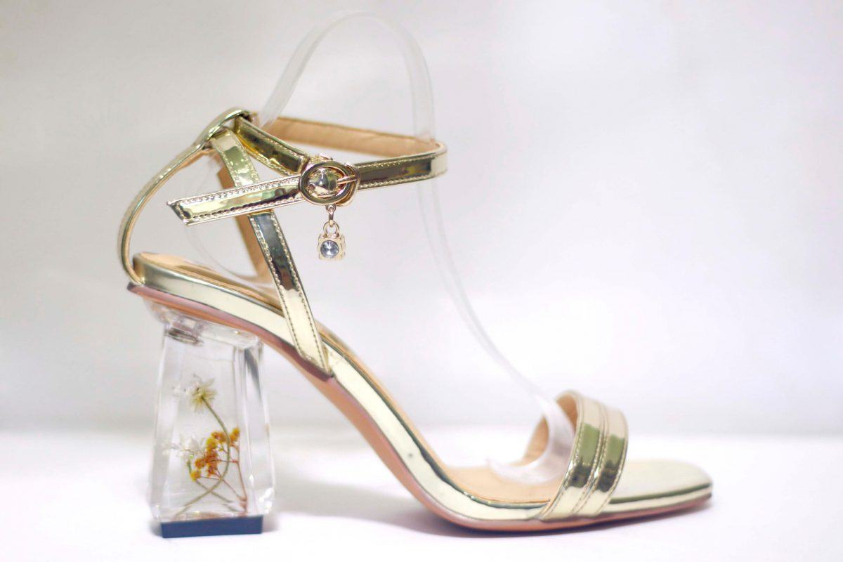 Giày nữ cao cấp GAFA - Sandal cao gót - TX02 - Moonlight - Giày nữ cao cấp, Giày cao gót nữ - Giày cao cấp - Phụ kiện thời trang cao