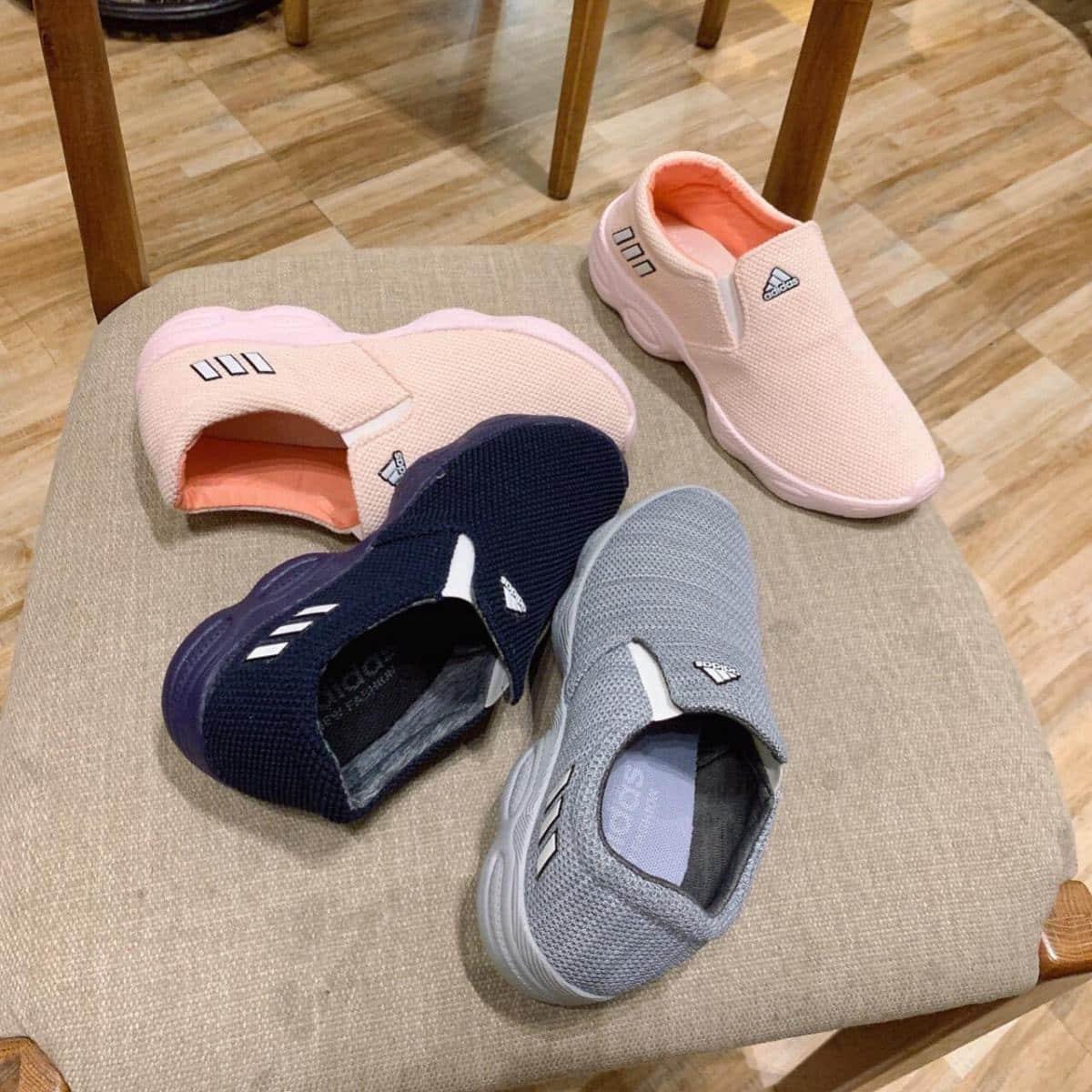Giày nữ » Giày Thủy Trắng 2020