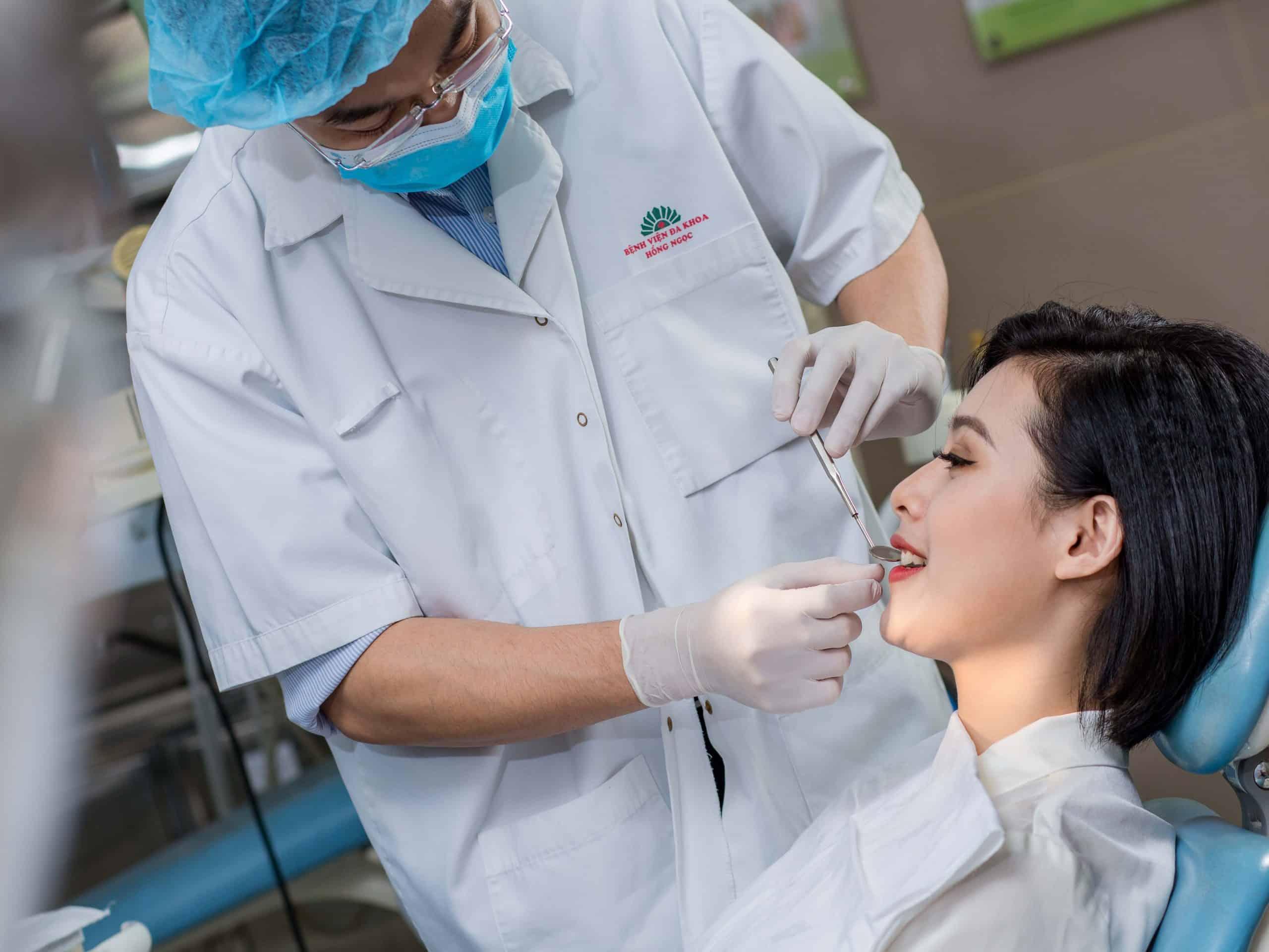 Khoa Răng - Hàm - Mặt ⋆ Hồng Ngọc Hospital