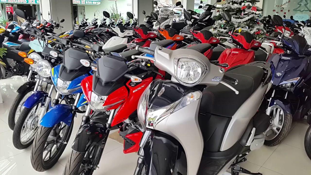 Cửa hàng xe Honda - YouTube