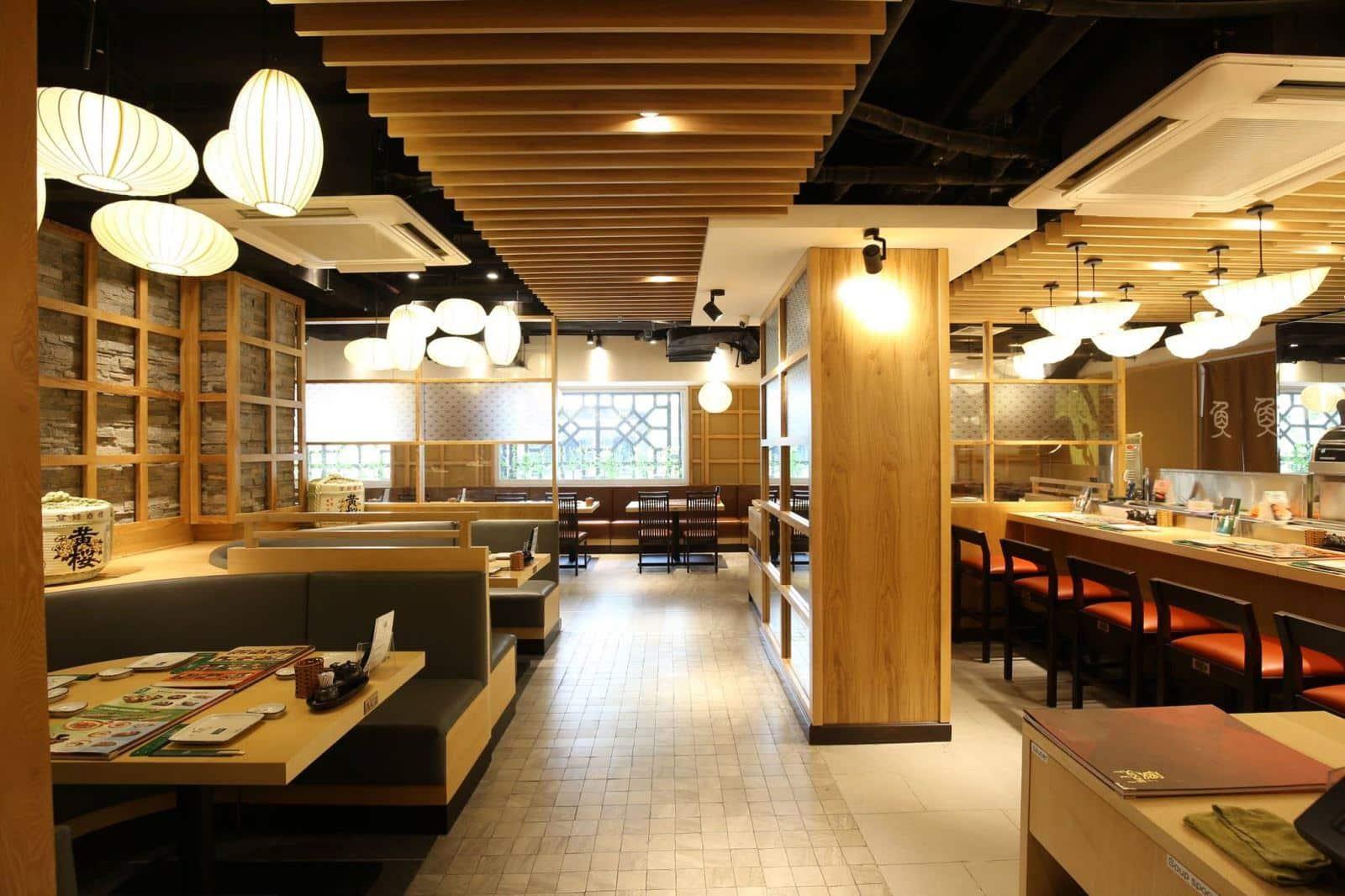 Nhà hàng Nhật Bản tại Phan Thiết uy tín