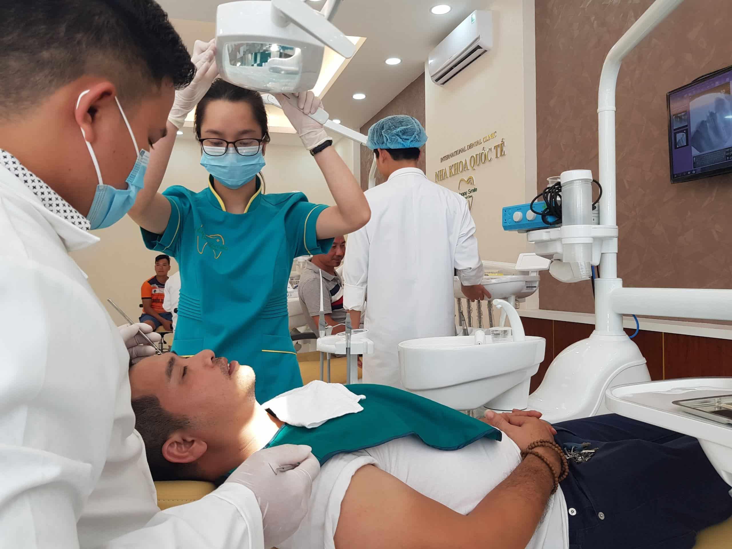 Phòng khám răng Quốc tế tại Hải Dương – uy tín chất lượng giá cả hợp lý