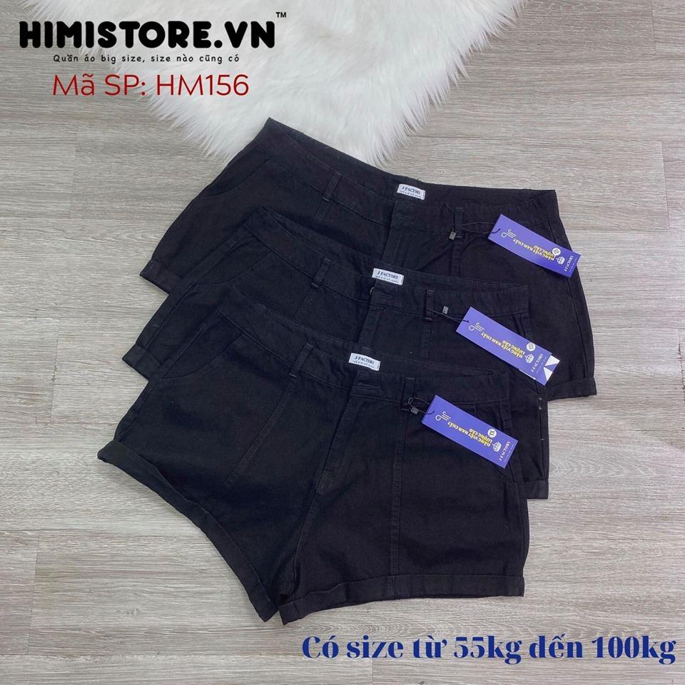 quần short big size