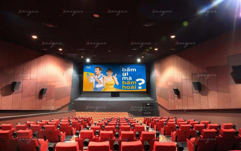 Quảng cáo tại rạp chiếu phim thu hút người xem hiệu quả