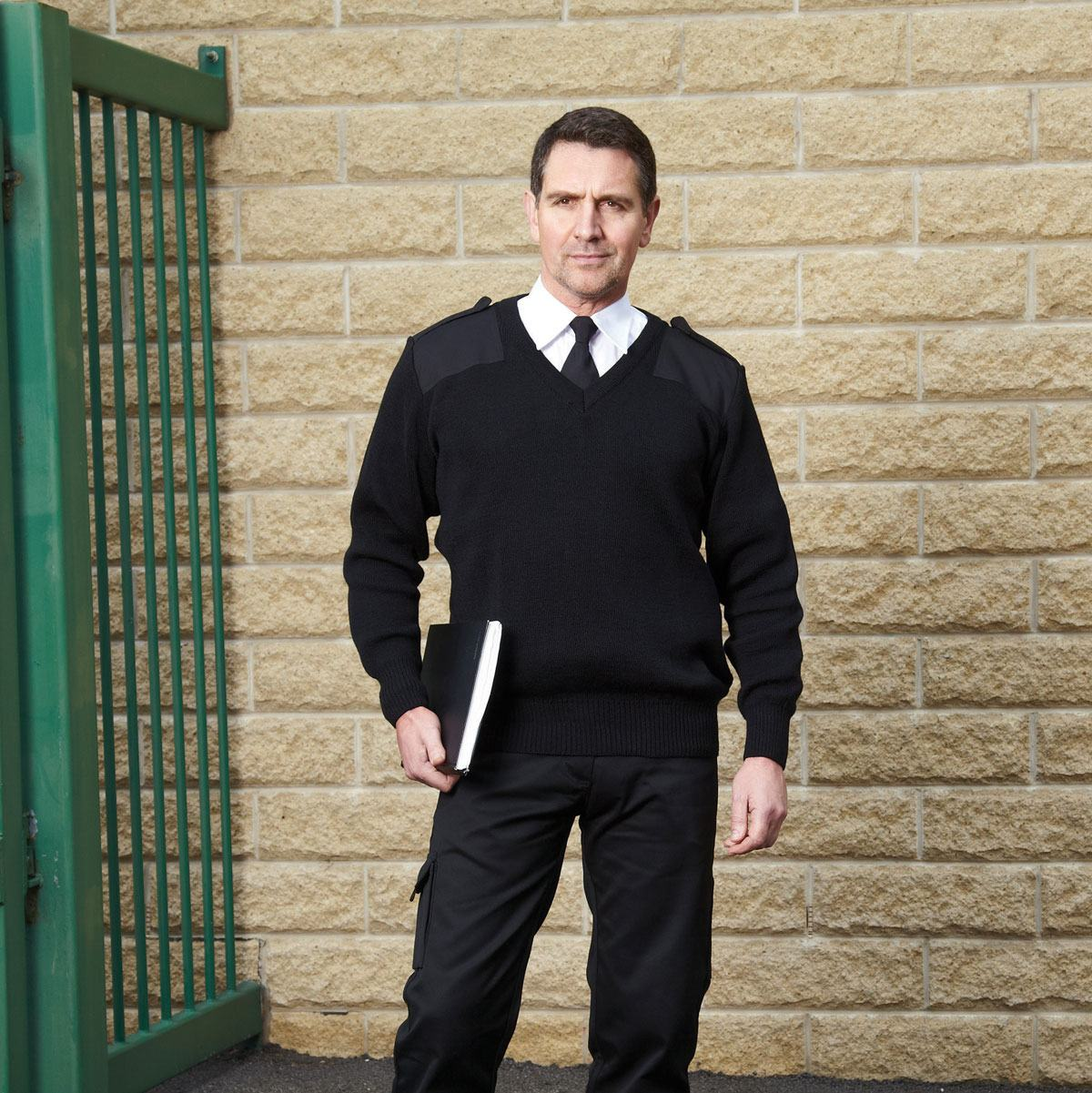 Learn How to Choose a Security Guard Uniform | WISE Worksafe