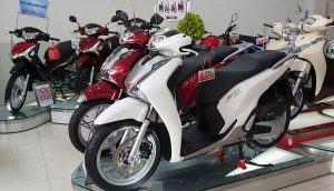 Khan Hàng, Giá Xe Honda Sh Tại đại Lý Chênh Tới Hơn 20 Triệu đồng/xe   Vov.vn