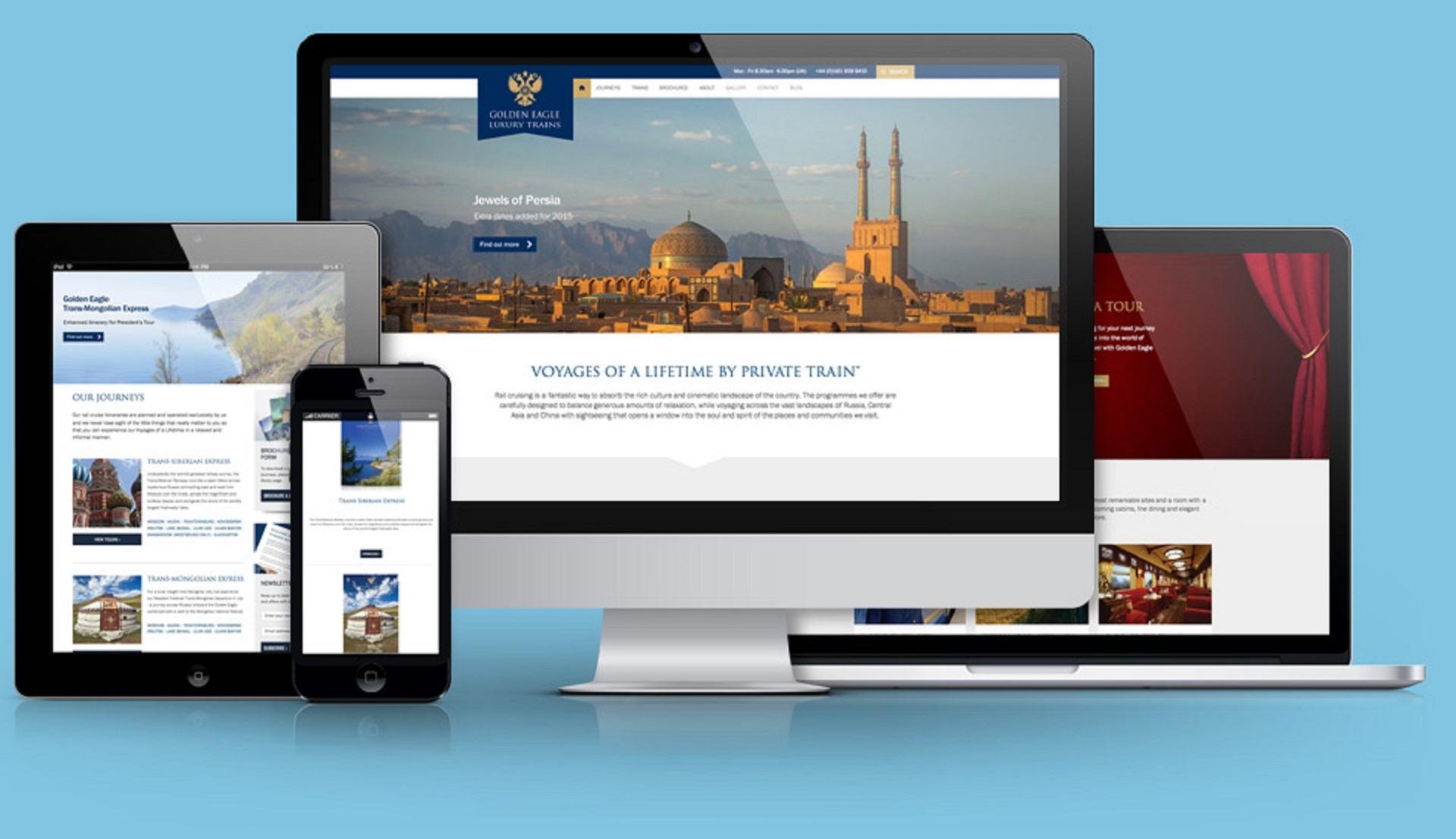 Top 5 công ty thiết kế website chuyên nghiệp, uy tín nhất hiện nay