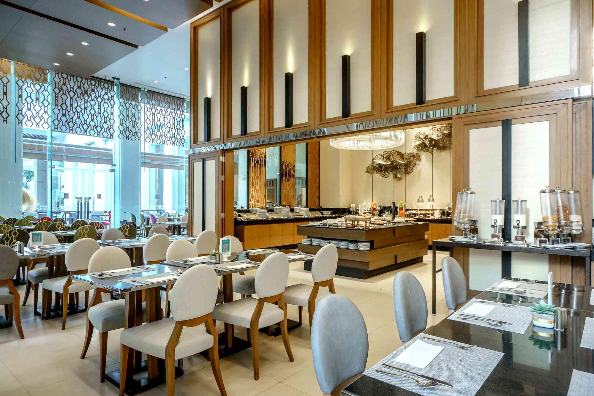 Nhà hàng sang trọng tại Lào Cai