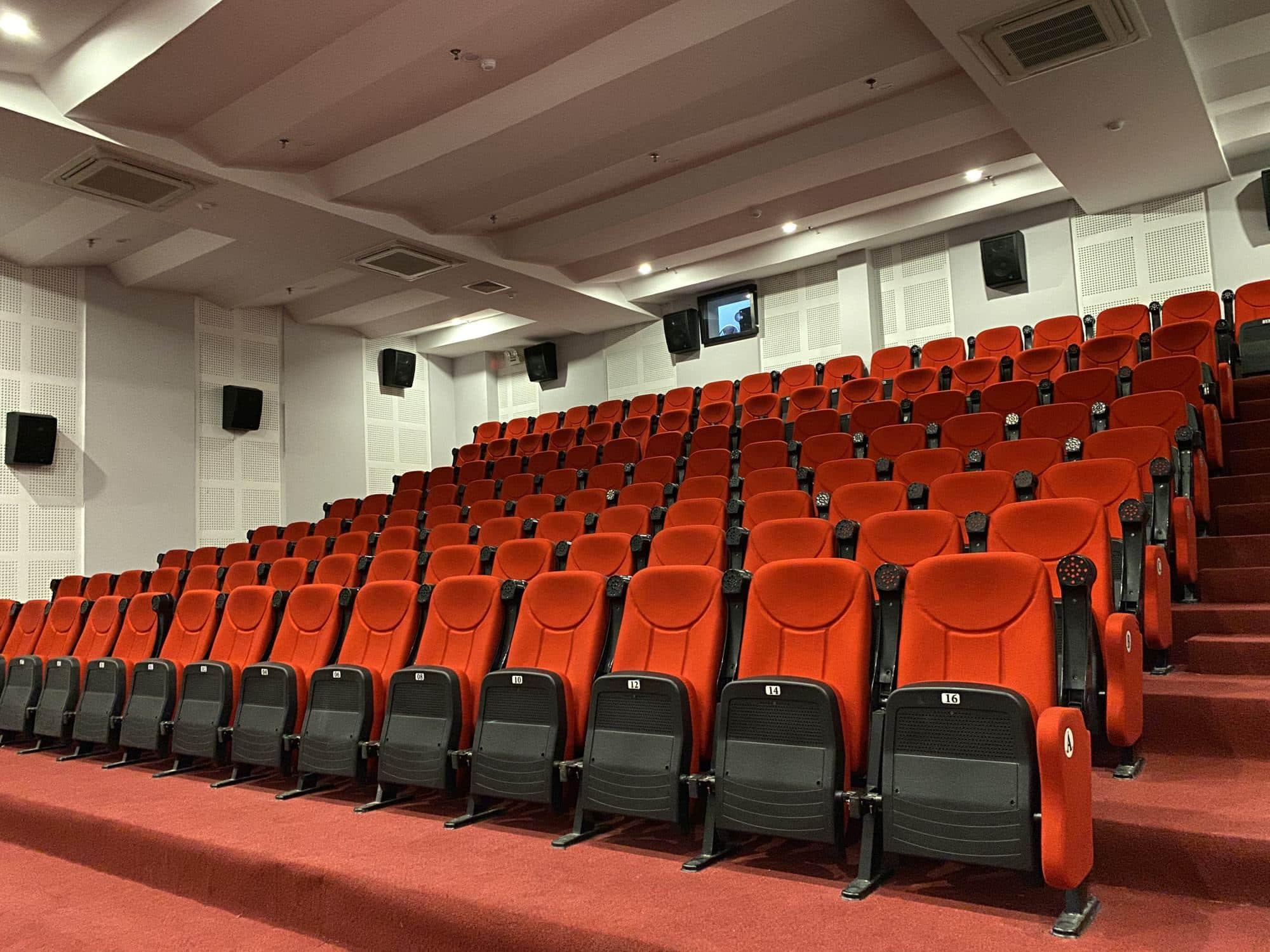 Các rạp chiếu phim tại TP.HCM uy tín