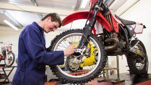 Motorcycle Maintenance & Repair Youtube