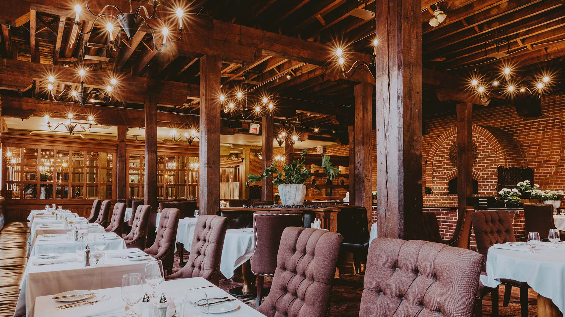 Pillar and Post: Cannery Restaurant | Dining in Niagara on the Lake