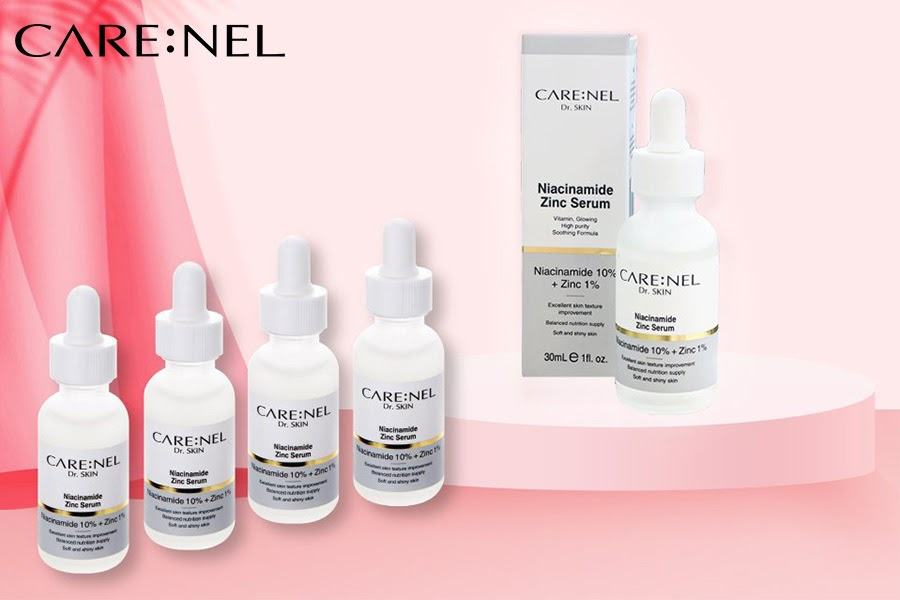 Serum Care:nel Niacinamide 10% ZinC 1%