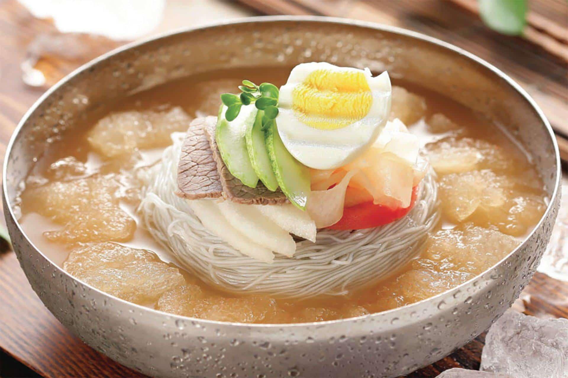 Mì lạnh Hàn Quốc Misikga 2kg - Tèobokki Store – Tèobokki™