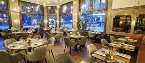 Restaurant & Bar | Lunch, Drink, Dinner | Amrâth Grand Hotel Maastricht