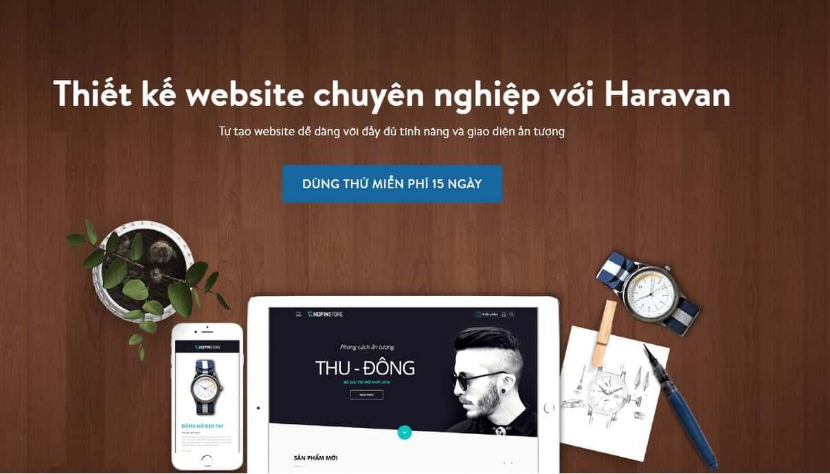 Có nên lựa chọn Haravan để thiết kế Website hay không ? | Kim Dũng