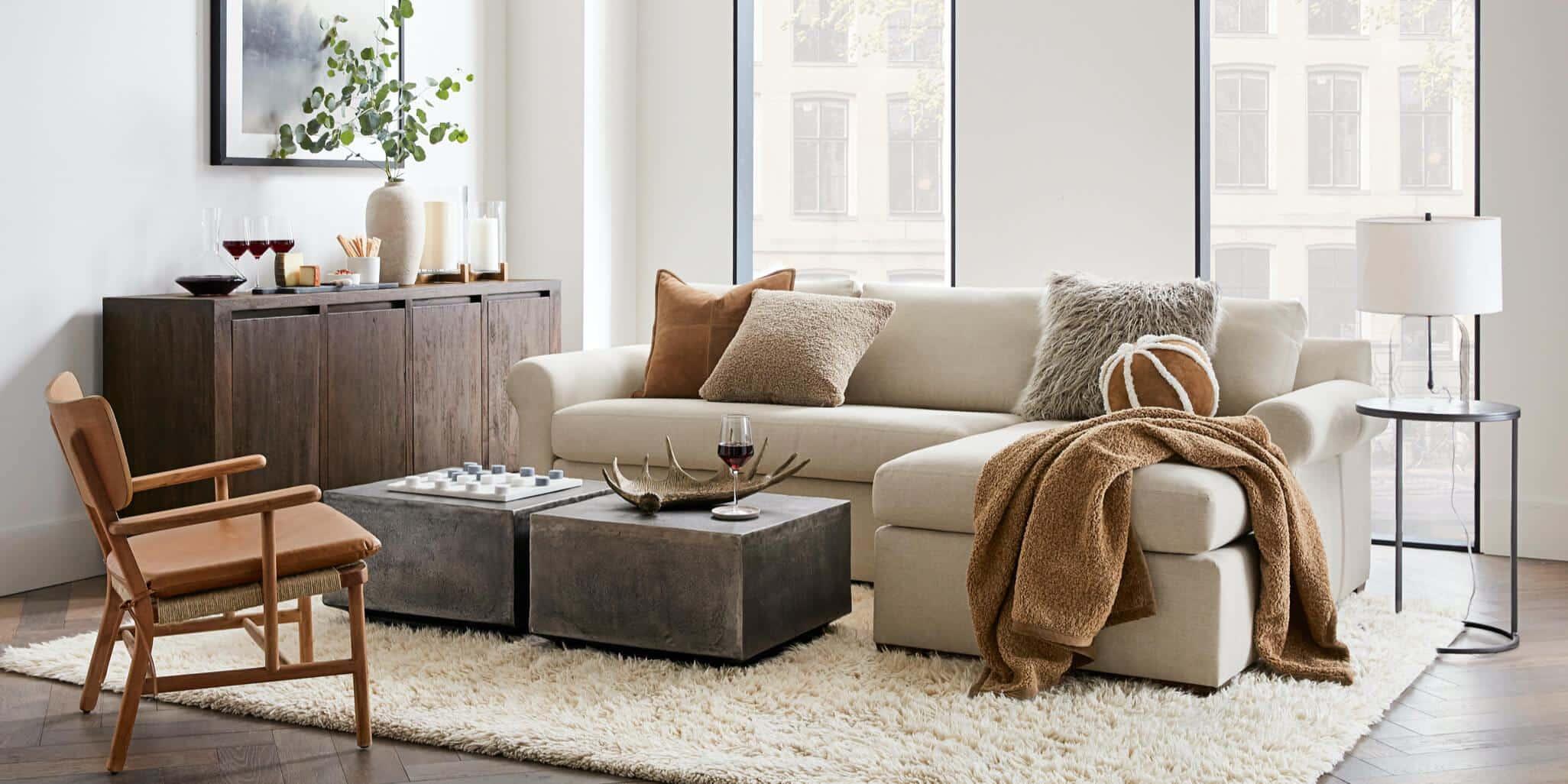 Shop Furniture Online | Pottery Barn Saudi Arabia