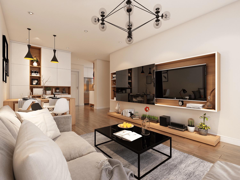 Thiết kế nội thất tại Bắc Ninh uy tín