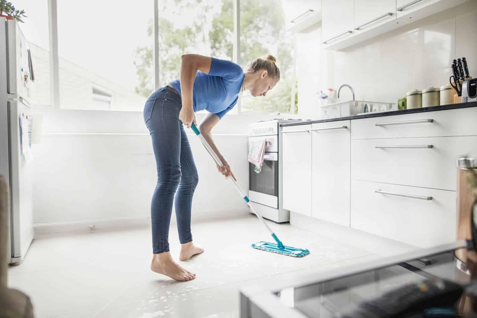 How to Clean Ceramic Tile Floors | LoveToKnow