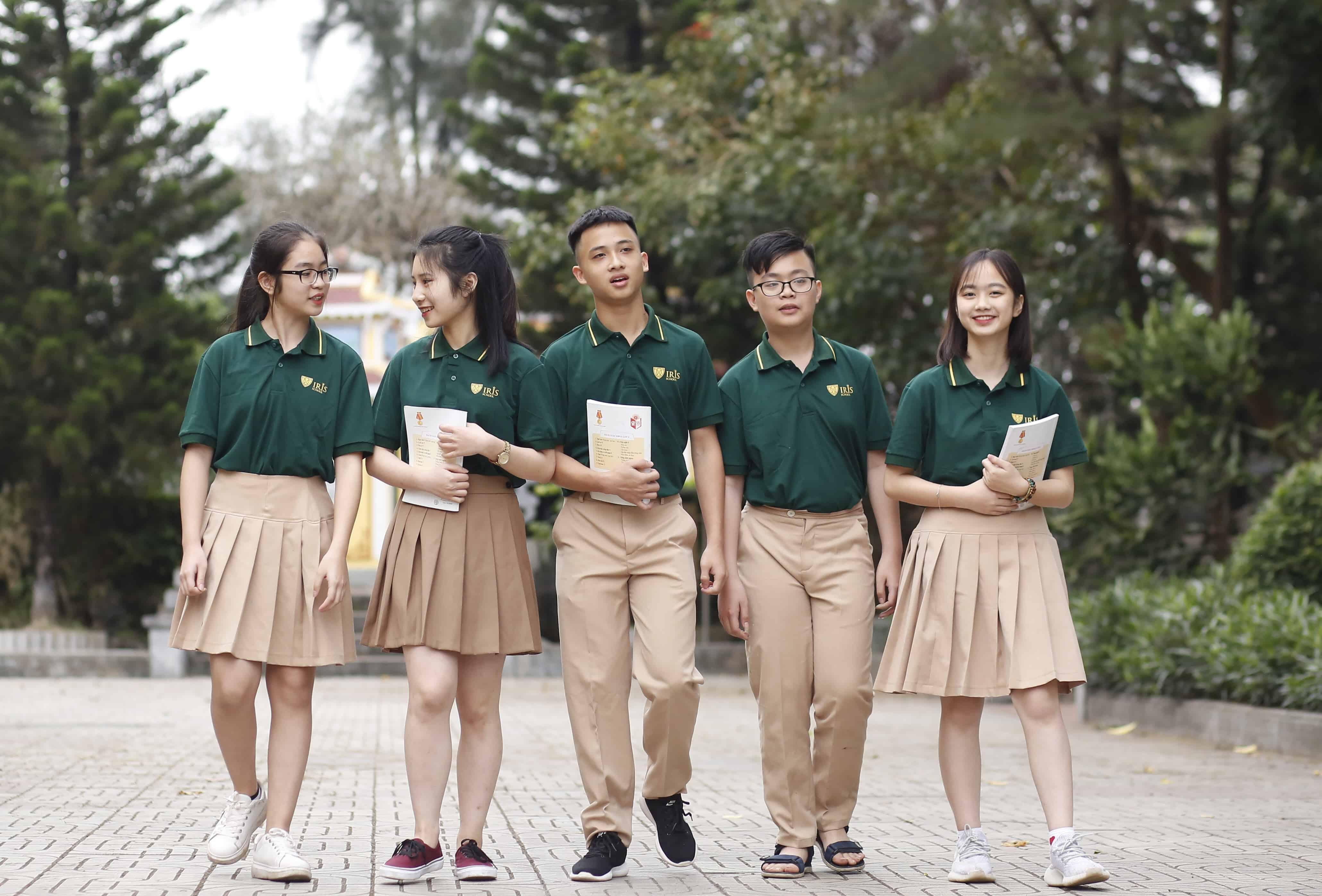 Đồng phục - IRIS SCHOOL