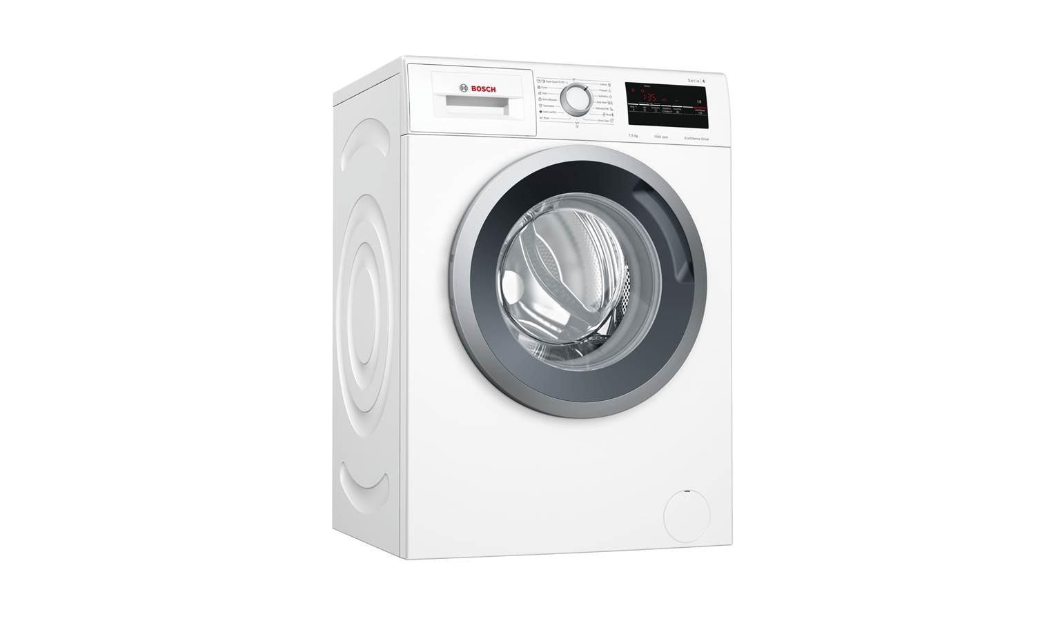 Bosch WAN-22121SG Serie | 4 Front Loader 7.5KG Washing Machine | Harvey  Norman Malaysia