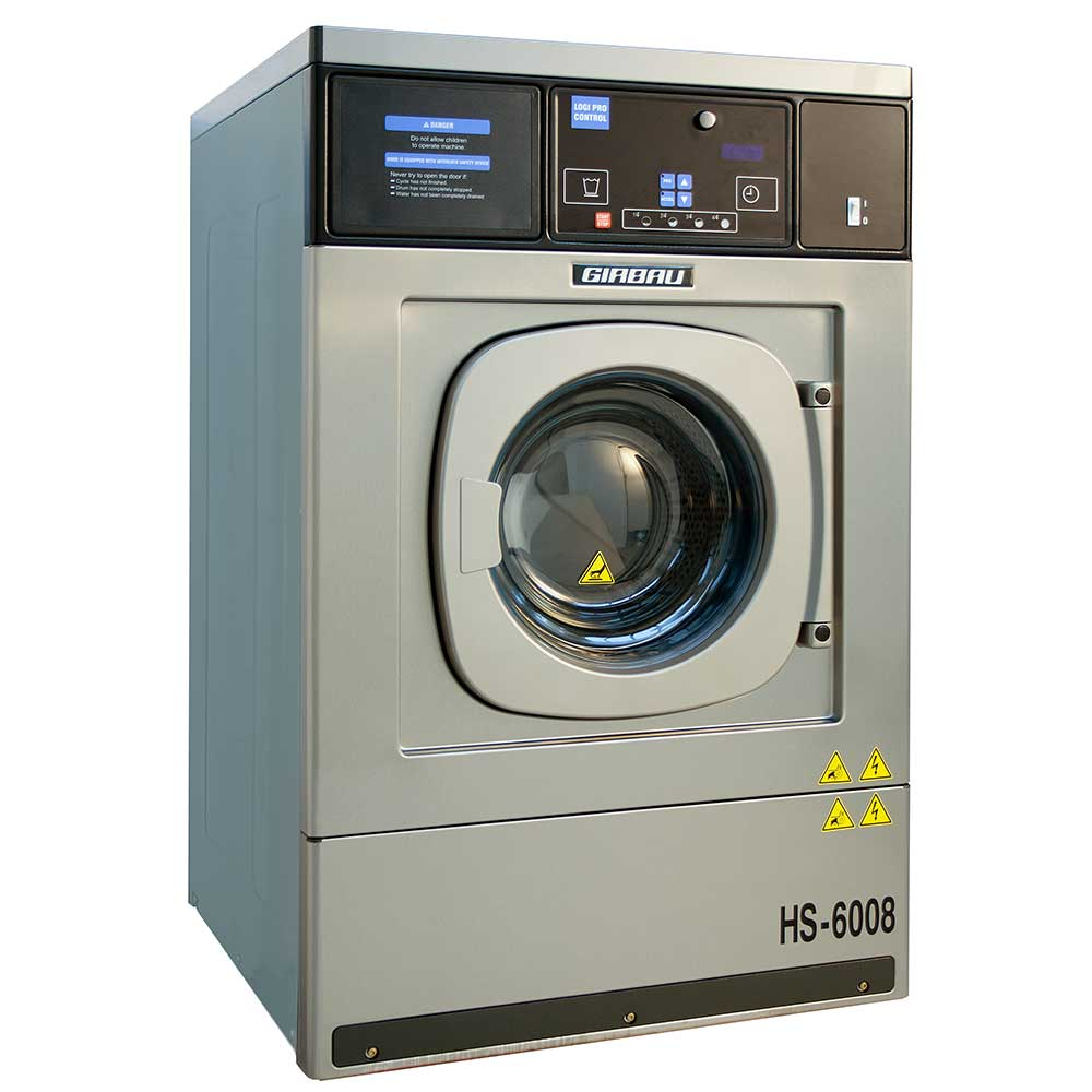 Girbau HS-6008 Washing Machine - JTM Service
