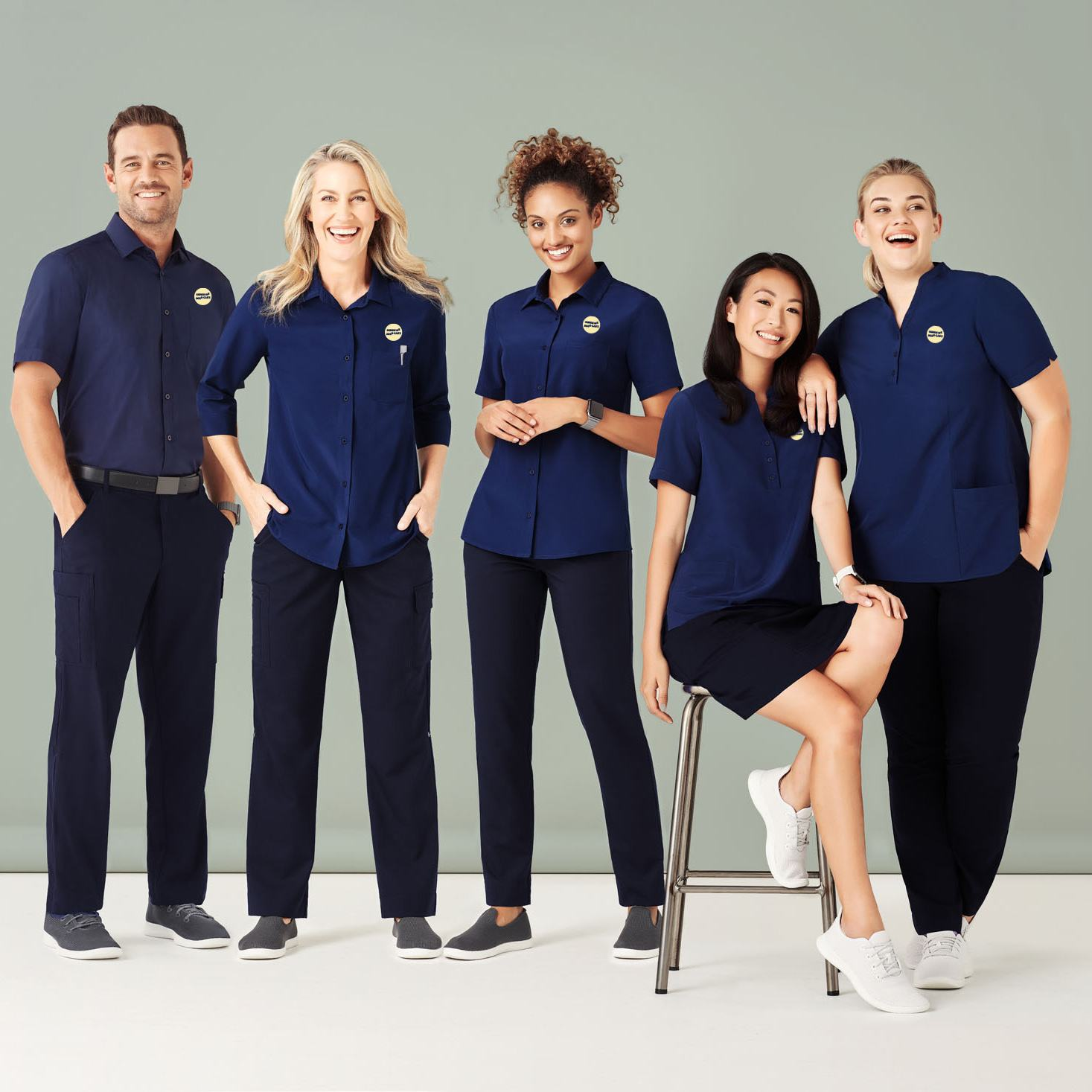 Experts in Supplying and Fitting Aged Care Uniforms | Healthcare Uniforms  Australia